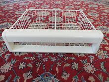 Sub zero refrigerator freezer Part Wire Roll Out Basket drawer for refrigerator
