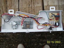 Whirlpool control board and parts w10366605  w10583800  w10553058