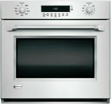 GE Monogram ZET1PHSS 30   Electric Built in  Wall Oven W  WIFI  RETAIL  3650