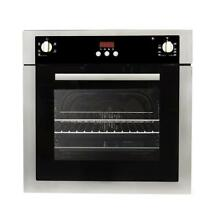 Cosmo 24 in  2 cu  ft  Single Electric Wall Oven