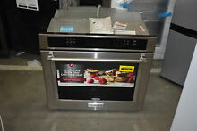 KitchenAid KOSE500ESS 30  Stainless Single Electric Wall Oven NOB  41150 HRT