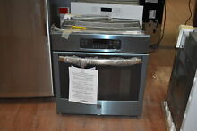 GE JK3000SFSS 27  Stainless Single Electric Wall Oven NOB  25941 HRT