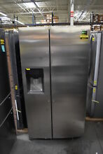 Samsung RS25H5111SR 36  Stainless Side By Side Refrigerator  36371 HRT