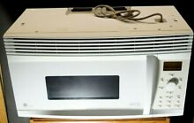GE Profile Advantium 120 Above the cooktop Microwave Oven   White