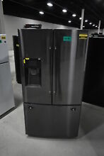 Samsung RF263BEAESG 36  Black Stainless French Door Refrigerator NOB  34192 CLN