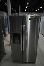 Whirlpool WRS588FIHZ 36  Stainless Side By Side Refrigerator  30123 CLN