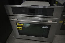 Jenn Air JJW2430WS 30  Stainless Single Electric Wall Oven NOB  1173 HRT