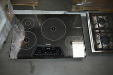Thermador CIT304KM 30  Silver Mirrored Induction Cooktop NOB  32782 CLN