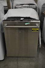 Thermador DWHD440MFP 24  Stainless Fully Integrated Dishwasher NOB  37087 HRT
