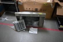 Thermador HPCB36NS 36  Stainless Wall Mt  Range Hood NOB  31354 HRT