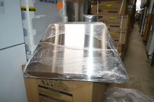 Thermador HPCB36NS 36  Stainless Wall Mount Chimney Range Hood NOB  24162