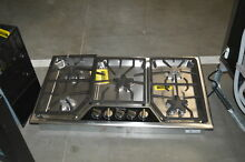 Thermador SGSX365FS 36  Stainless 5 Burner Gas Cooktop NOB  35304 MAD