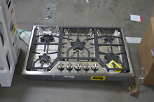 Thermador SGS305FS 30  Stainless 5 Burner Gas Cooktop NOB  33251 MAD