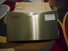 Fisher Paykel Dishwasher Lower Door Stainless Steel New Part Free Shipping  B