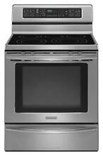 KitchenAid KERS308XSS 30  Stainless Electric Convection Range NIB  4291 MNB