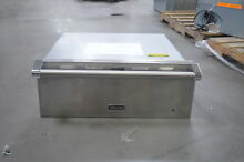 Viking VEWD527SS 27  Stainless Warming Drawer 1 4 Cu Ft  NOB  25669 HL