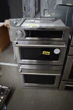 Viking VDOT730SS 30  Stainless Microwave Oven Combo Wall Oven NOB  33418 MAD