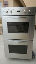 VIKING DEDO200SS PROFESSIONAL 30   DOUBLE WALL OVEN
