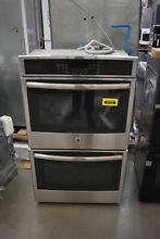 GE JT5500SFSS 30  Stainless Double Electric Wall Oven NOB  41733 HRT
