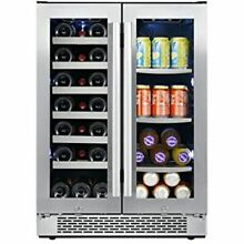 Brand New Avalon 24  21 Bottle   60 Can Capacity Wine Cooler