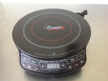 Nuwave 2 Induction Cooktop Precision Model No  30151 AR