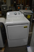 GE GTX33EASKWW 27  White Front Load Electric Dryer 6 2 Cu  Ft  NOB  42113 HRT