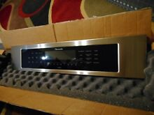 Thermador Range Wall Oven   Control Panel Touch Pad NEW Part Free Shipping  D A