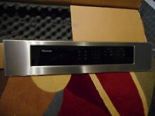 Thermador Wall Oven Control Panel Touch Pad NEW Part Free Shipping  D A