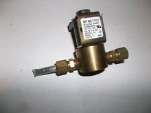 Thermador rdss30 range CookTop solenoid Control Valve    20 02 500 or 00411253