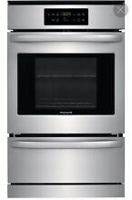 Frigidaire FFGW2426Us 24  Stainless Gas Single Wall Oven