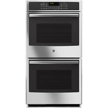 GE PK7500SFSS 27 Stainless Profile Self Cleaning Electric Double Wall Oven O 08