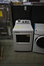 GE GTD75GCSLWS 27  White Front Load Gas Dryer NOB  42448 CLW
