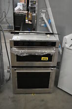 KitchenAid KOCE500ESS 30  Stainless Microwave Combo Wall Oven NOB  35853 HRT