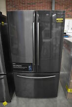 Samsung RF260BEAESG 36  Black Stainless French Door Refrigerator NOB  38053 HRT