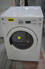 GE GFDN110ED2WW 27  White Front Load Stack Electric Dryer  29796 WLK