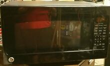 GE Counter top Microwave  Black  JES2051DN2BB 2 cu ft 1200watts