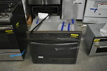 GE PT7050BLTS 30  Black Stainless Electric Single Wall Oven NOB  42780 HRT