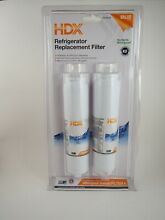 HDX FMM 2 Replacement Water Filter Purifier 2 Pack Maytag Whirlpool Refrigerator