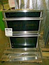 Samsung NQ70M6650DS 30  Stainless Microwave Combo Wall Oven Stainless  6