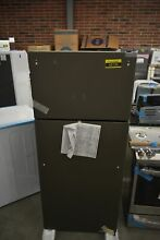 GE GTE18GMHES 28  Slate Top Freezer Refrigerator NOB  43135 HRT