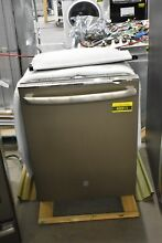 GE Adora DDT595SMJES 24  Slate Fully Integrated Dishwasher NOB  43311 CLN