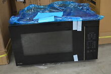 GE PEB7227DLBB 24  Black Built In Microwave NOB  35762 MAD