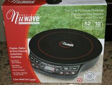 NuWave 2 Precision Induction Cooktop Model 30121 Electric Cooktop New in Box