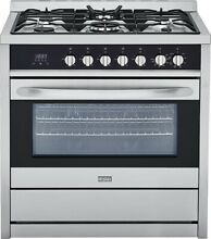 Haier HCR6250AGS 36  Stainless Slide In Gas Range  43790 CLW