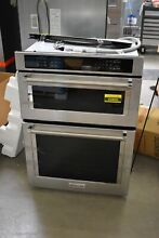 KitchenAid KOCE500ESS 30  Stainless Microwave Combo Oven NOB  43866 HRT
