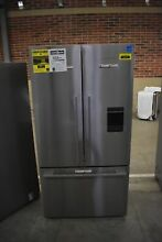 Fisher Paykel RF201ADUSX5N 36  Stainless French Door Refrigerator NOB  43924 HRT