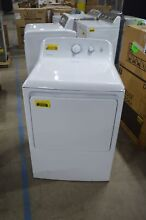 Hotpoint HTX24EASKWS 27  White Front Load Electric Dryer NOB  28386 MAD