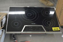 Thermador CET304NS 30  Black Electric Cooktop NOB  37061 MAD