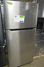 Insignia NS RTM18SS7 30  Stainless Top Freezer Refrigerator NOB   27810 HRT