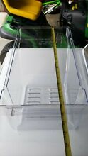 WHIRLPOOL CRISPER PART   2176283 SMALL DRAWER  See pics and description